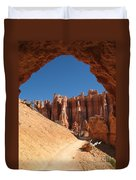 Natural Archway - Bryce Canyon Duvet Cover