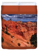 Natural Bridge In Bryce Canyon Duvet Cover