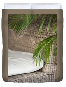 Natural Materials Furniture Detail Duvet Cover