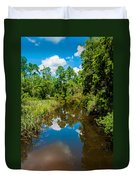 Natural Overgrowth Duvet Cover