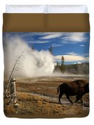 Natural Warmth Duvet Cover