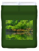 Naturally Reflected Duvet Cover