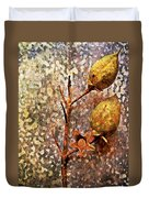 Nature Abstract 21 Duvet Cover