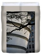 Nature And Architecture Duvet Cover