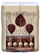 Nature Canvas - 01m4 Duvet Cover