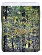 Nature In Autumn 2012 Duvet Cover