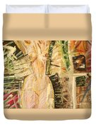 Nature In Nude Duvet Cover