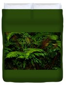 Nature In The Pacific Nw Duvet Cover