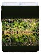 Nature Mirrored Duvet Cover