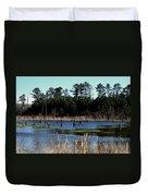 Nature Preserved 2 Duvet Cover