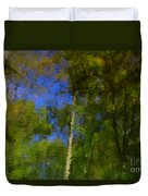 Nature Reflecting Duvet Cover