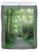 Nature Trail Duvet Cover