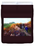 Nature Walk Duvet Cover