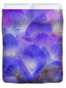 Nature's Art Duvet Cover