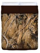 Nature's Brooms Duvet Cover