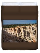 Natures Caves Duvet Cover