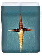 Natures Cross Duvet Cover