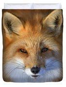 Nature's Eyes Duvet Cover