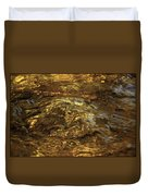 Natures Fresh Water Fountain Duvet Cover