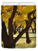Natures Gold Duvet Cover