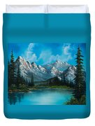 Nature's Grandeur Duvet Cover by C Steele