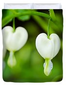 Nature's Hearts Duvet Cover