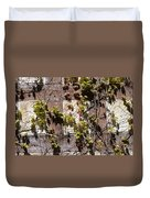 Nature's Mosaic Duvet Cover