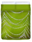 Natures Pearls  Duvet Cover