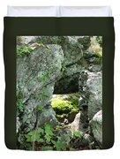 Natures Peephole Duvet Cover
