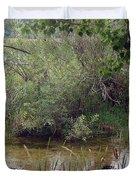 Nature's Pond Duvet Cover