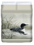 Nature's Serenity Duvet Cover by James Williamson