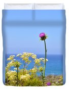 Natures Song Duvet Cover by Lynn Bauer