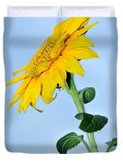 Nature's Sunshine Duvet Cover