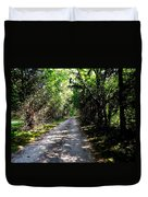 Nature's Trail Duvet Cover