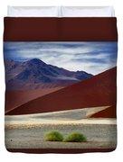 Naukluft Mountains  Duvet Cover
