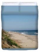 Nauset Beach Orleans Ma Duvet Cover