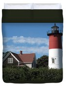 Nauset Light Duvet Cover