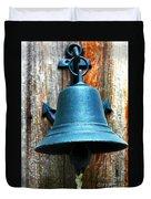 Nautical Bell Duvet Cover