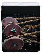 Nautical Ties Duvet Cover