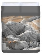 Navaho Badlands Duvet Cover