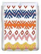 Navajo Missoni IIi Duvet Cover