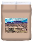 Navajo Reservation Series 1 Duvet Cover
