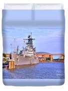 Naval Park Duvet Cover