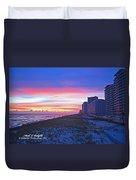 Navarre Beach Fl 2013 10 30 I Duvet Cover