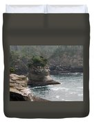 Neah Bay At Cape Flattery II Duvet Cover