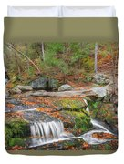 Near And Far Duvet Cover by Bill Wakeley