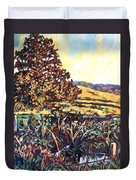 Near Childress Duvet Cover