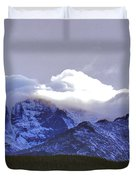 Near Heaven Duvet Cover