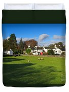 Near Sawrey In The Lake District Duvet Cover