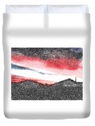 Nearly Home  Duvet Cover